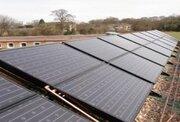 خراسان رضوی در تولید پنلهای خورشیدی خودکفا شد