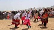 برگزاری جشنواره بازی های بومی محلی در تکاب