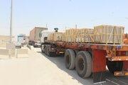 افزایش ۵۴ درصدی صادرات ایران به عراق