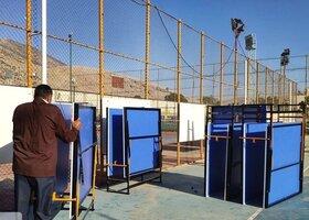 آغاز تجهیز ۱۶ خانه ورزش روستایی در استان بوشهر