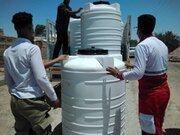 ۲ هزار مخزن آب در مناطق محروم خوزستان توزیع شد