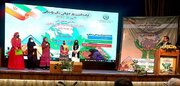 از منتخب زن روستایی سیستان وبلوچستان تقدیر شد