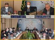 حضور مدیران ارشد صندوق بیمه کشاورزی در استان خراسان رضوی
